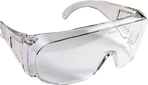 Laborschutzbrille, Klarglas