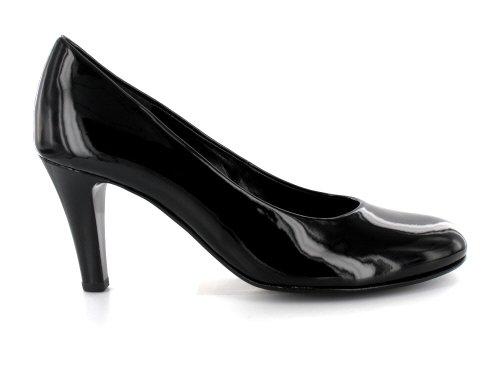 Gabor 25210-77, Scarpe col tacco donna Nero (nero)