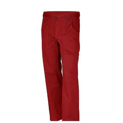 Arbeitshose QUALITEX 270, Rot, Größe 50 50,Rot
