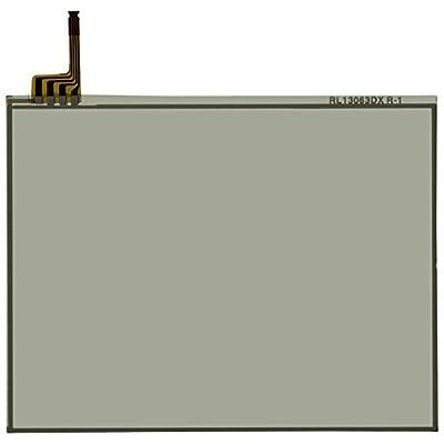 ZedLabz compatible replacement touch screen for Nintendo 3DS XL - bottom digitizer repair part by ZedLabz