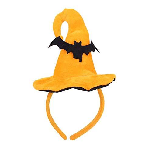 Halloween Headband Hair Hoop Cosplay À l'extérieur de Halloween Décorations, K1