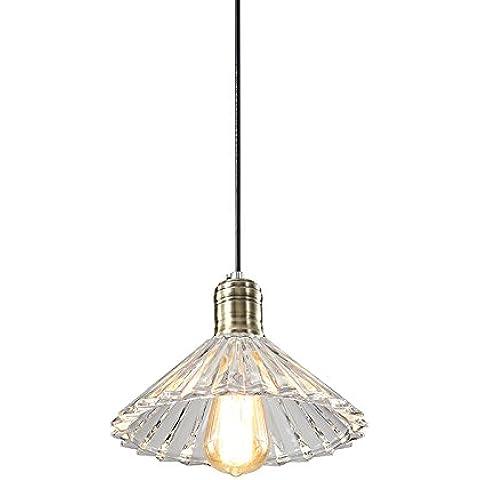 Moderna lampada pendente American lampadari di villaggio industriale retrò bar