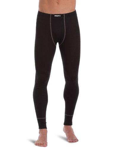 Craft  – Pantalones interiores térmicos de acampada y senderismo para hombre