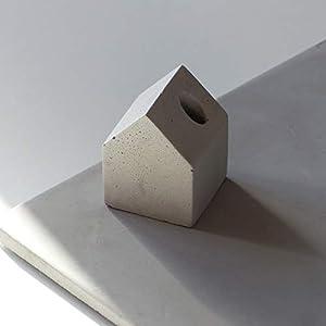 Atelier Ideco – Haus Geformte Betonstifthalter