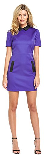 definitions-satin-collared-dress-in-blue-size-12