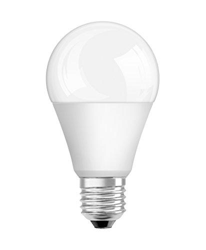 Osram LED SuperStar Classic A Lampe, in Kolbenform mit E27-Sockel, dimmbar, Ersetzt 100 Watt, Matt, Warmweiß - 2700 Kelvin, 1er-Pack
