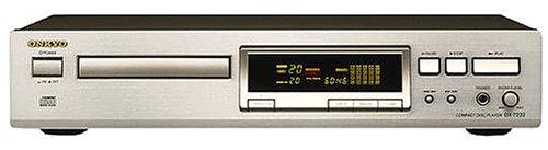 Onkyo DX-7222 CD-Player Silber