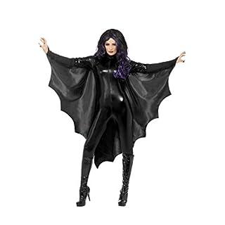 Smiffys 23133 Vampir-Fledermausflügel, Einheitsgröße