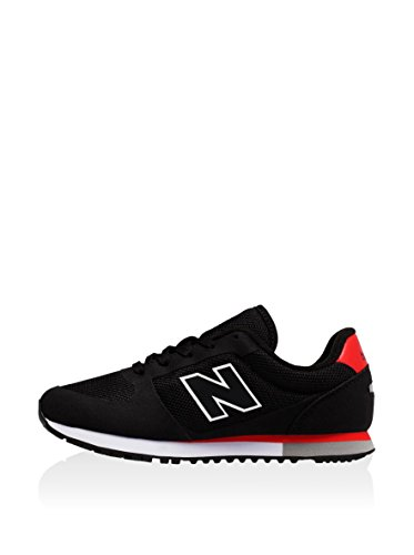 New Balance KL 430 BPY Black Red Rot-Schwarz-Weiß