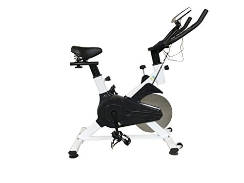 Fit4Home-Unisex-Olympic-S001-Indoor-Cycling-Exercise-Bike-Black