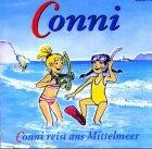Conni reist ans Mittelmeer, 1 Audio-CD