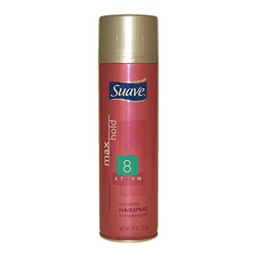 Suave Laque capillaire - Tenue maximum - Non parfumée - 310 g