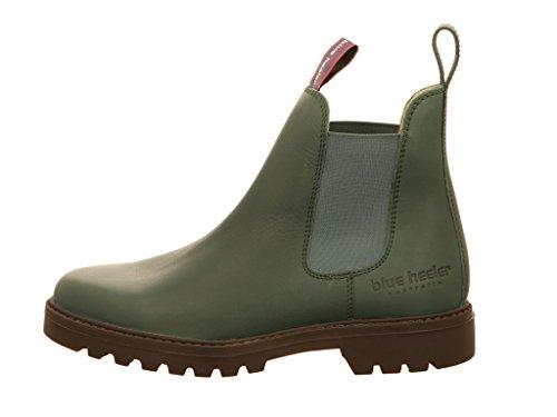 Blue Heeler Chelsea Boot Meryl green Green