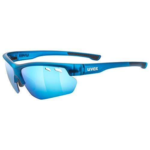 Uvex Erwachsene Sportstyle 115 Sportsonnenbrille, grau, one Size