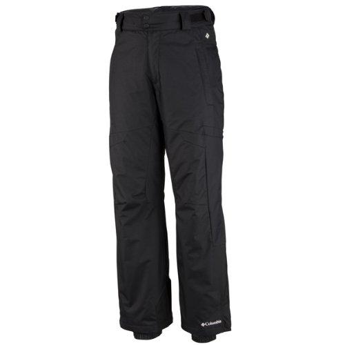 Columbia Herren Skihose Echochrome, black, L (Columbia Omni-ski-hose)