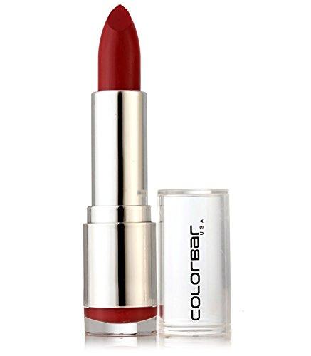 Colorbar Velvet Matt Lipstick, Over the Top 1, 4.2g