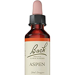 Bach Original Flower Remedies - Aspen 20ml-packaging may vary