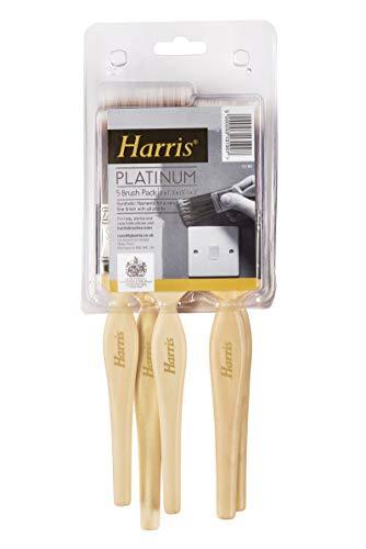 LG Harris 13190 Platinum 5 Brush Set, Set of 5 Pieces