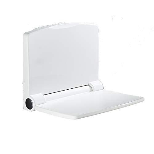 Unbekannt Faltender Badezimmer-Schemel, ABS Badewannen-Schemel-Sitz-Duschbank-Badewannen-Schemel-Sitz, medizinische Werkzeug-Duschsitz-Füße für ältere Personen, Sperren