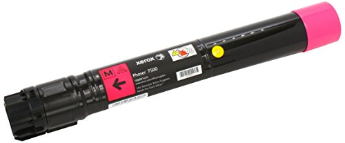 Top Xerox Toner for Phaser 7500 Yield 9600 – Magenta Reviews