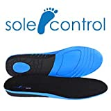 Sole Control Soothers Ultra Soft Orthotic Insoles with reinforced Arch.A CLASS ONE MEDICAL