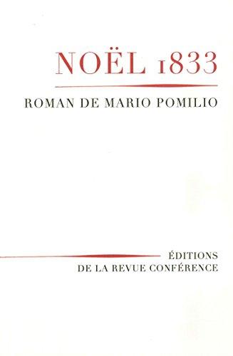 Noël 1833 par From Editions de la revue Conférence