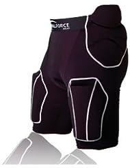 Full force pantalon 5 poches-cousus avec 5 pads