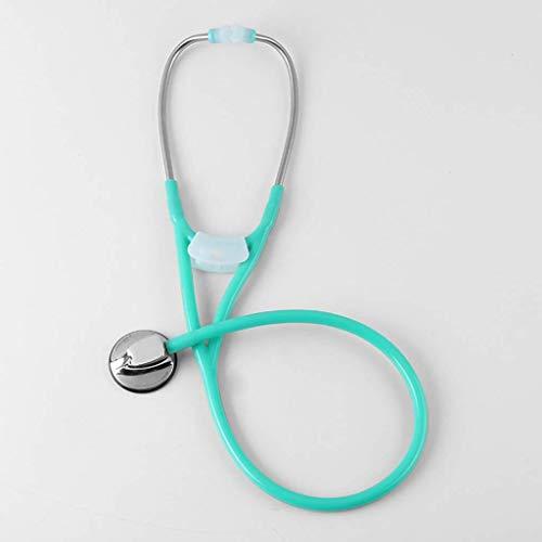 YIGEYI Enfermera Estetoscopio Adulto cardiopulmonar Infantil respiración auscultación...