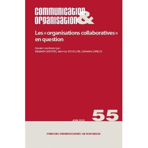 Les organisations collaboratives