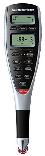 Calculated Industries Scale Master Pro XE Digitales Messgerät für Pläne