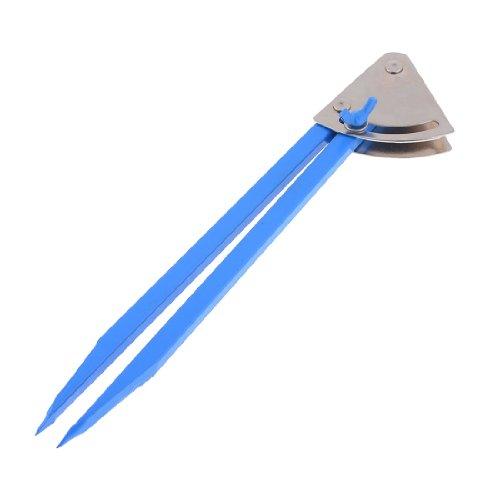 amico-a13101000ux0134-blue-di-metallo-cerniera-congiunte-lunghi-9-104-bussole-di-marcatura-clip-di-d