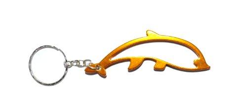 Preisvergleich Produktbild 10er Pack Delfin Schlüsselanhänger / Flaschenöffner (Dolphin Keyrings x 10)