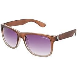 Urban Beach Dusty Wayfarer Sonnenbrille M braun
