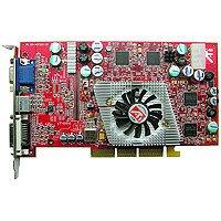 Transcend TS128MVDR98P Grafikkarte AGP 128 MB Radeon 9800 Pro DDR TV-Out DVI