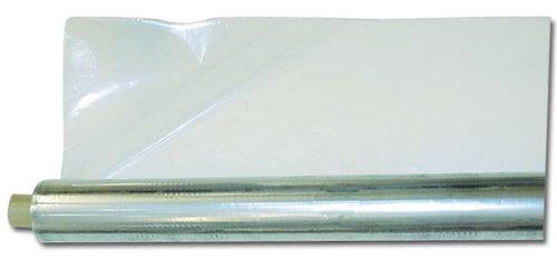 Foglia Cristallo in polietilene per mobili Spessore 1,5 mm H 130cm Rotolo 50 mt
