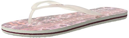 ONeill - Fw Printed Flip Flop, Infradito Donna Violett (Purple Allover Print)
