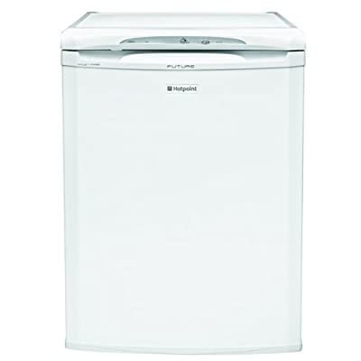 HOTPOINT FZA36P 60cm Wide Freestanding Under Counter Frost Free Freezer - White