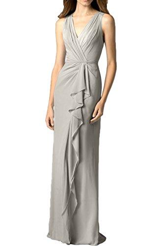 Ivydressing - Robe - Crayon - Femme silver