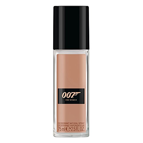 James Bond 007 For Women - Deodorant Spray - Orientalisch-blumiges Damen Deo - wie für ein Bond Girl geschaffen - 1er Pack (1 x 75ml)