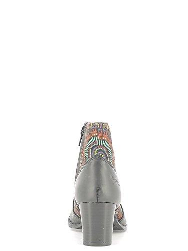 Desigual Damen Valquira Cris Chelsea Boots Schwarz (Negro 2000)