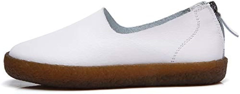 Qiusa Qiusa Qiusa Chaussures (coloré : Blanc, Taille : EU 38)B07GWZCDCLParent d43796