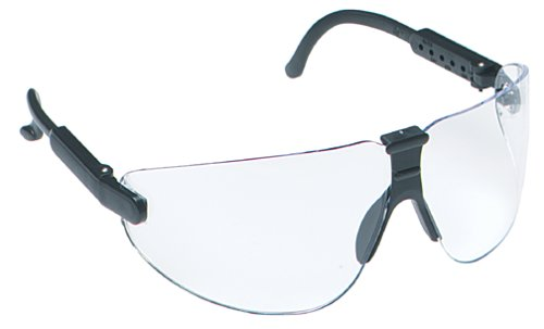 3M Professional Safety Glasses with Clear Lenses LEXA by 3M -