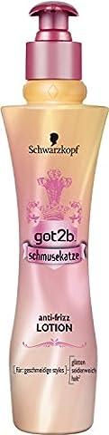 got2b Schmusekatze Anti Frizz Lotion, 3er Pack (3 x 200 ml)