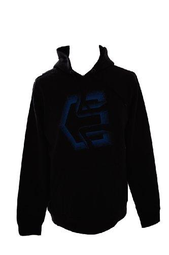 Etnies Herren Sweatshirts CLAYMORE P/O FLEECE BLACK