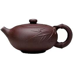 ufengke® Chinesischen Yixing Yixing Lila Ton Handgefertigte Teekanne-Zhuhu-Zini-200Cc
