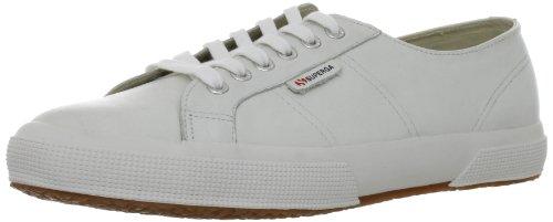 Superga 2750 Fglu, Sneakers Basses mixte adulte, Noir (A09 Full Black), 45 EU