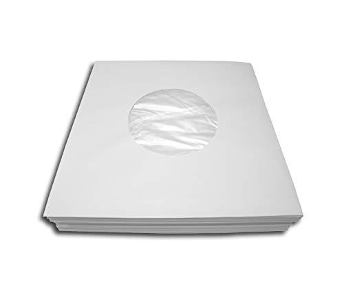 Single Schallplatten Cover Papier gefüttert Protected (100 Stück) - Vinyl Sleeve