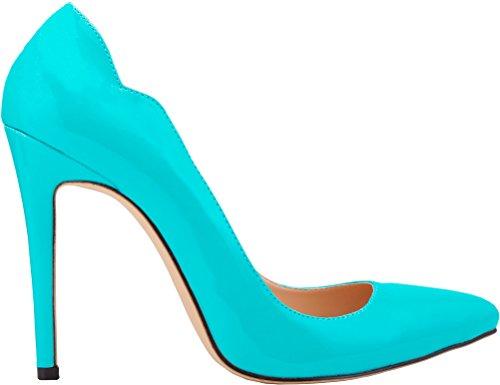 Compensées Sandales Salabobo Bleu Sandales Salabobo femme Fw7qxwfa