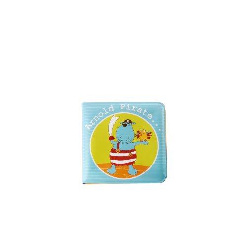 Lilliputiens - 86150 - Livre de bain - Arnold