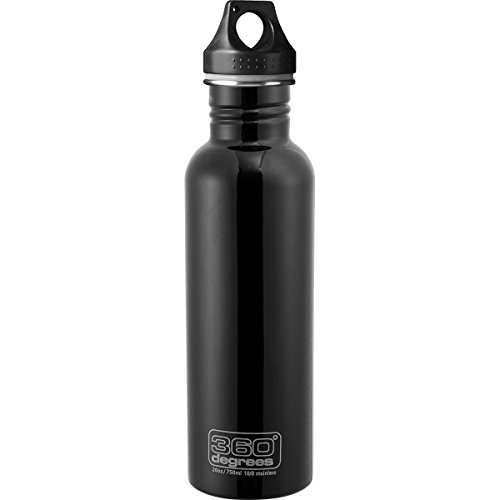 360 Degrees Trinkflasche Stainless Steel Drink Bottle 750ml